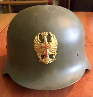 Casco Guerra Civil