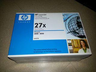 HP toner 27X