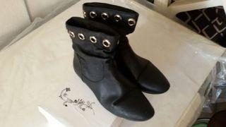 Botas de vestir