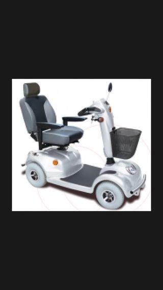 Scooter Electrica LA PALMA
