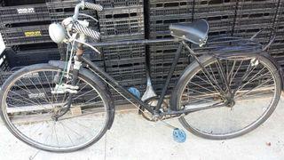 Bicicleta de 1950