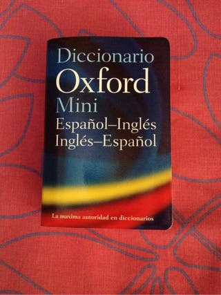 Diccionario De Ingles Oxford Mini