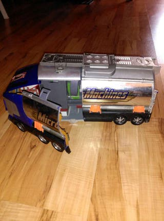 Transformer camion