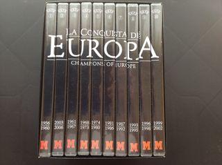 La Conquista De Europa