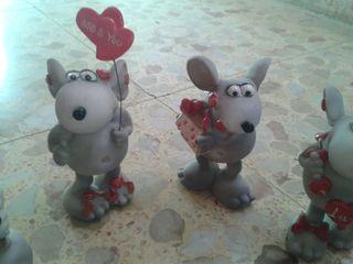 Ratones amorosos