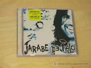 Cd Jarabe de Palo