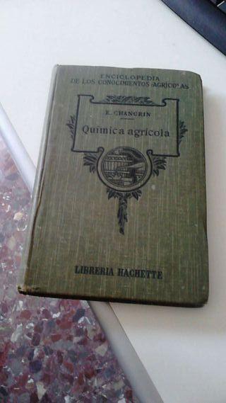 "Libro antiguo 1915 ""te interesa"""