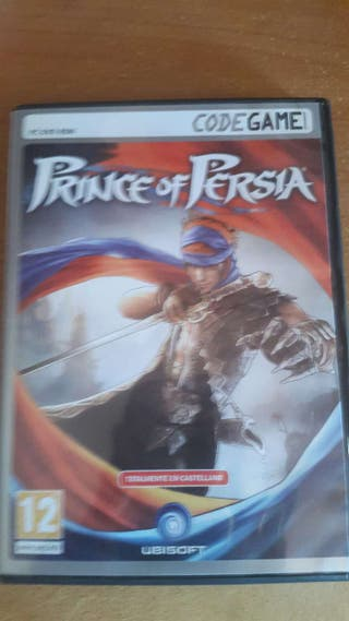 Juego pc Prince Of Persia