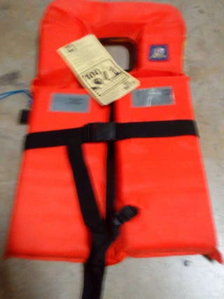 Chaleco salvavidas barco para adulto