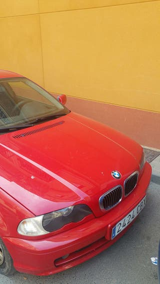 BMW 325ci e46