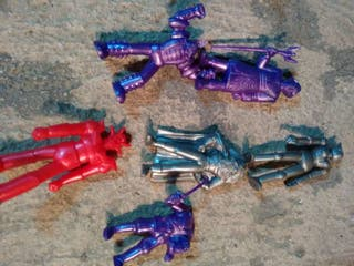 Lote 6 Figuras Mazinger Z de Comansi Yolanda