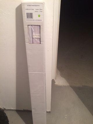 Store Venitien PVC