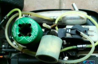 Motor sirio + embrague y campana mugen -- NUEVO --