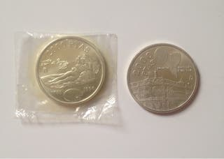 Monedas 2000 Pesetas Plata #urge