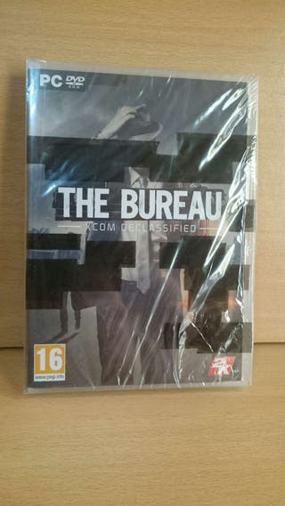 THE BUREAU PC