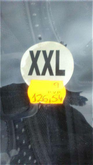 Chaqueta de protección para moto de campo