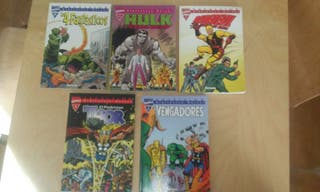 Comics \ tomos Marvel