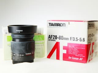 Objetivo Tamron para Canon 28-80