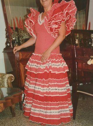 Vestido Flamenca t.42