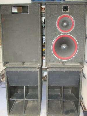 Equipo profesional sonido