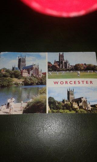 Postales españa y extranjero