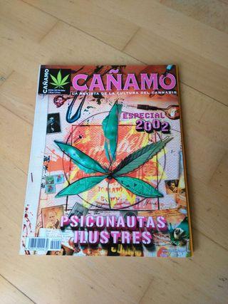 Revista cañamo, especial 2002