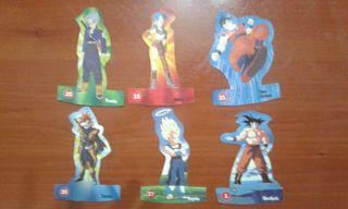 Coleccion de figuras / cromos Dragon ball Z