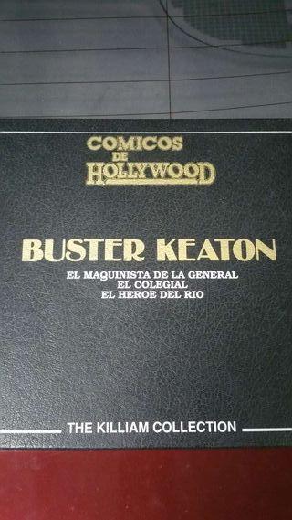 ESTUCHE DE PELÍCULAS BUSTER KEATON
