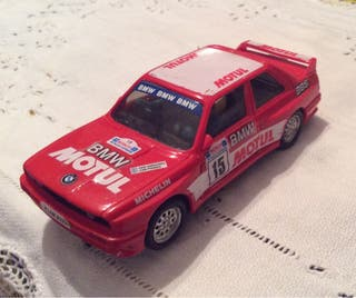 Coche Scalextric BMW M3