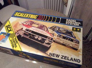 Scalextric Circuito New Zeland Ampliado