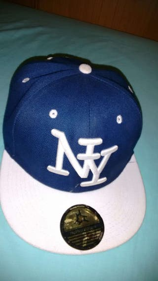 gorra de hiphop NEW YORK
