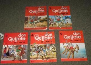 Tebeos Comics Don Quijote De La Mancha - 1984