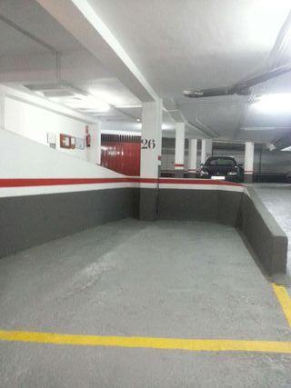 Plaza de garaje en venta Alcobendas