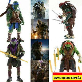 Nuevas tortugas ninjas pelicula.
