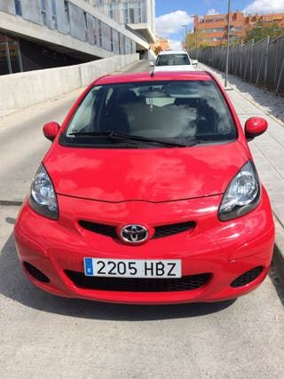 Toyota Aygo 1.0 VVTi Connect