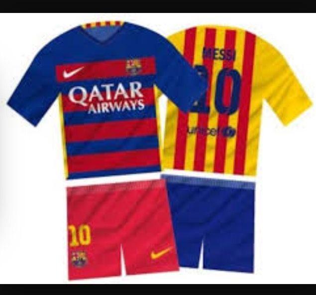 Camisetas FC BARCELONA 15/16