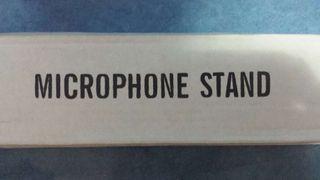 Soporte de micrófono