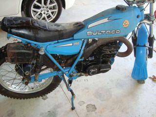 Bultaco cherpa 350