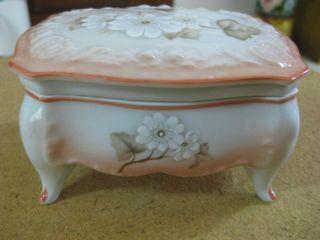 Caja joyero ceramica