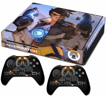 Vinilo Skin Overwatch Xbox One (somos empresa)