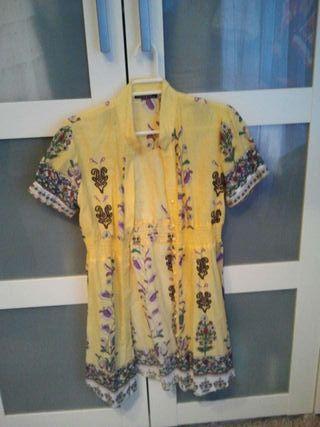 camisa bluson