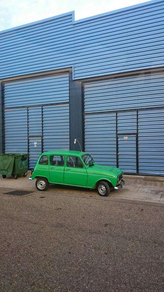 Clasico Renault 4