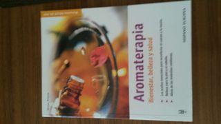 Libro de aromaterapia