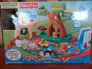 Mantita Fisher -Price (little People)