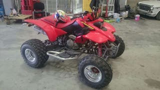 Quad honda sportrax 400 cambio mountain bike