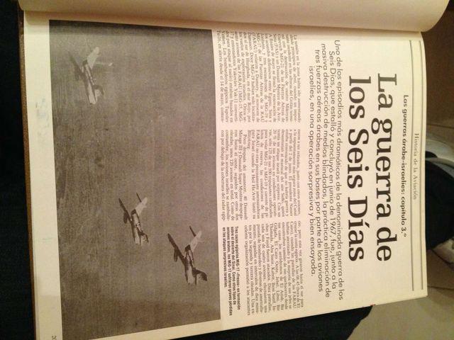 Enciclopedia ilustrada de la aviación en perfecto estado