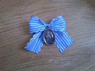 Medalla bebé