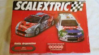 Scalextric rally argentina