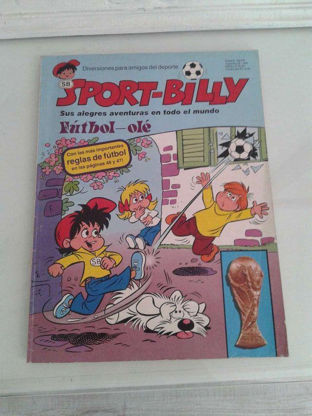 Sport-Billy 1978. Mascota FIFA
