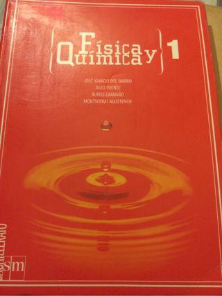 Libro Física Y Química 1o Bachillerato